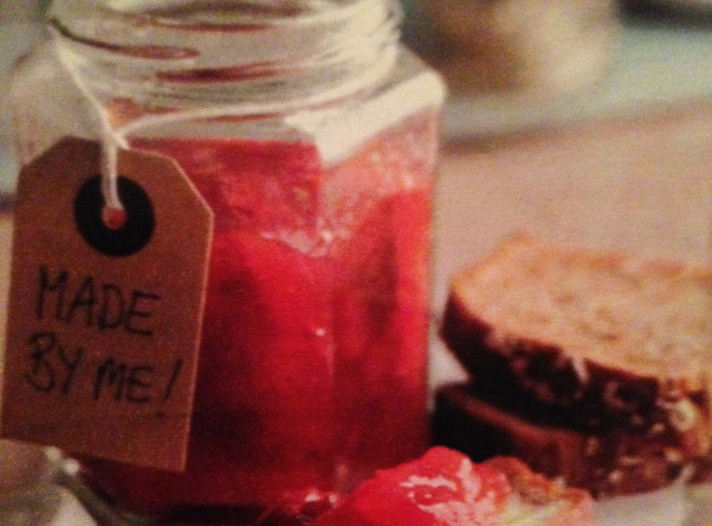 Apple plum pear jam preserve - Pikalily food blog
