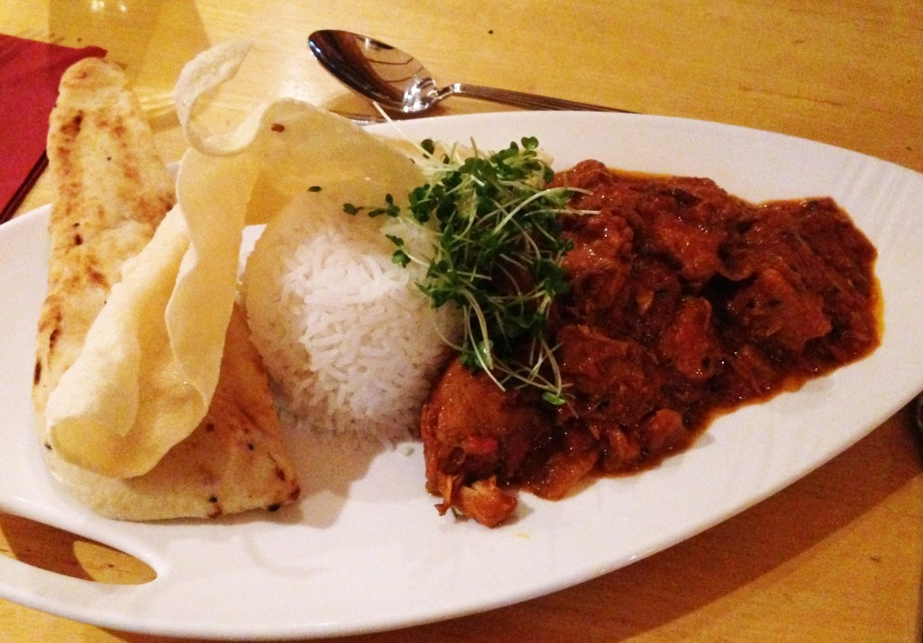 Murg malai chicken curry - Percy French Newcastle - Pikalily food blog