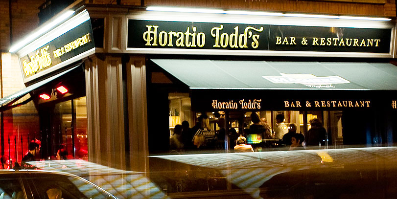 Horatio Todds Review - Pikalily food blog