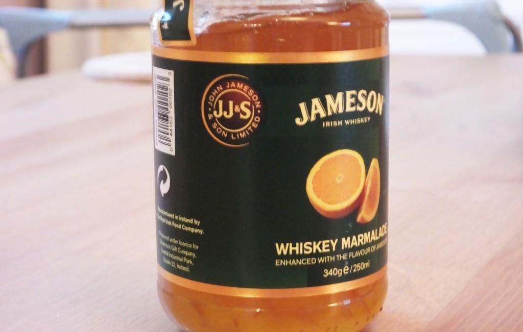 Jameson marmalade sauce - crepe suzette - pikalily food blog