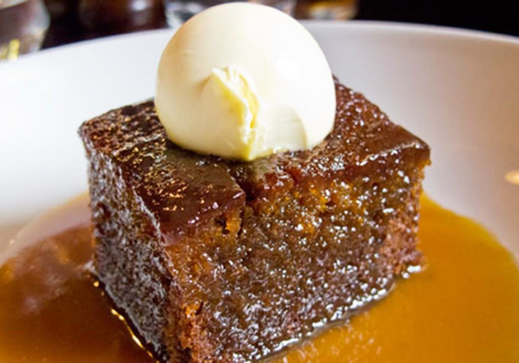 Sticky Toffee Pudding Cake Recipe
