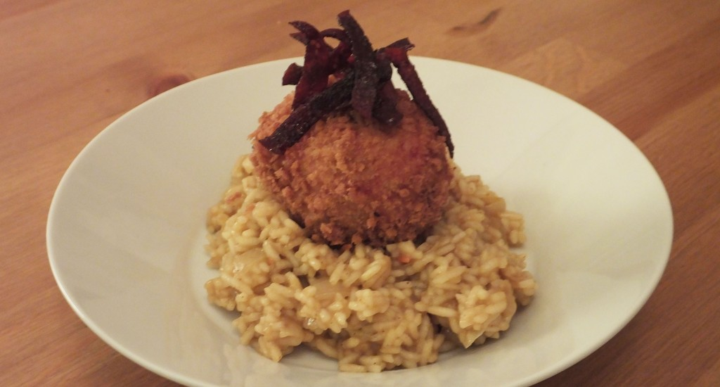 Chorizo scotch egg recipe - Pikalily food blog
