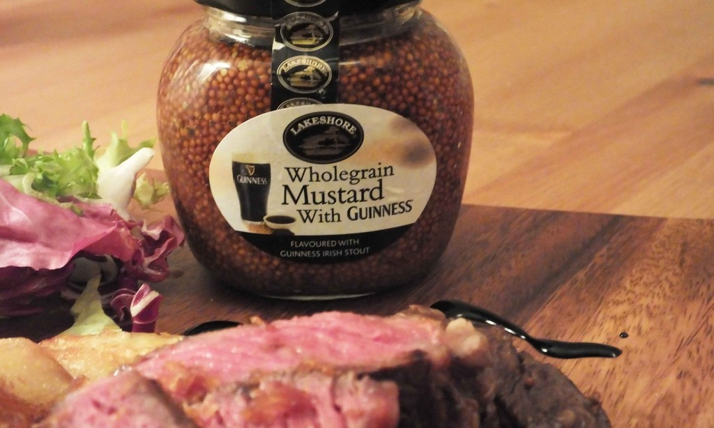 Guinness marinaded steak recipe - Pikalily food blog
