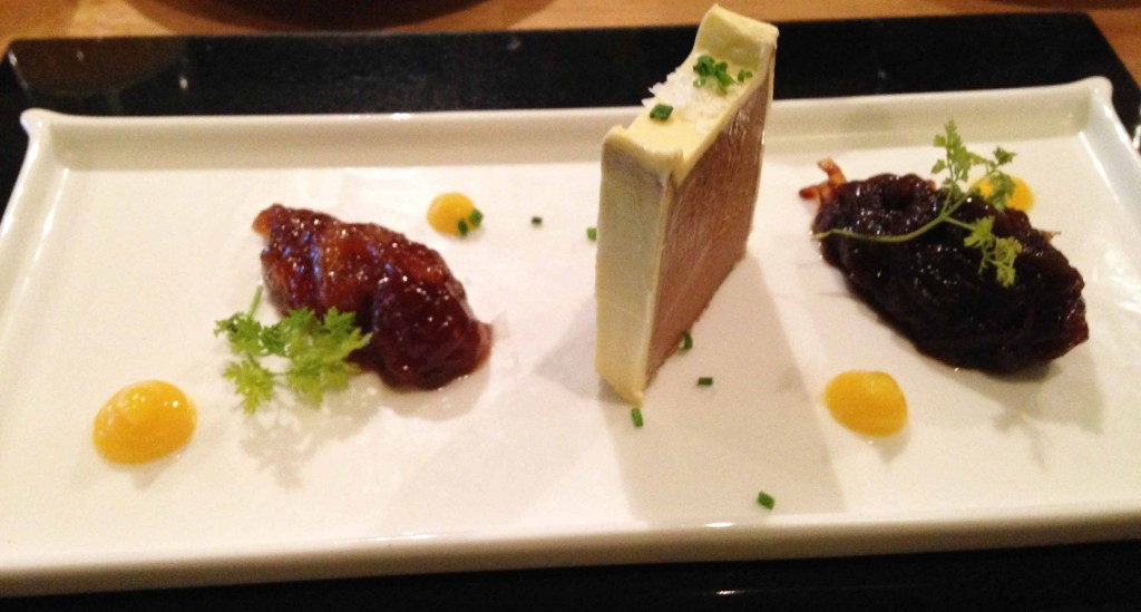 Chicken duck liver parfait - Pikalily food blog