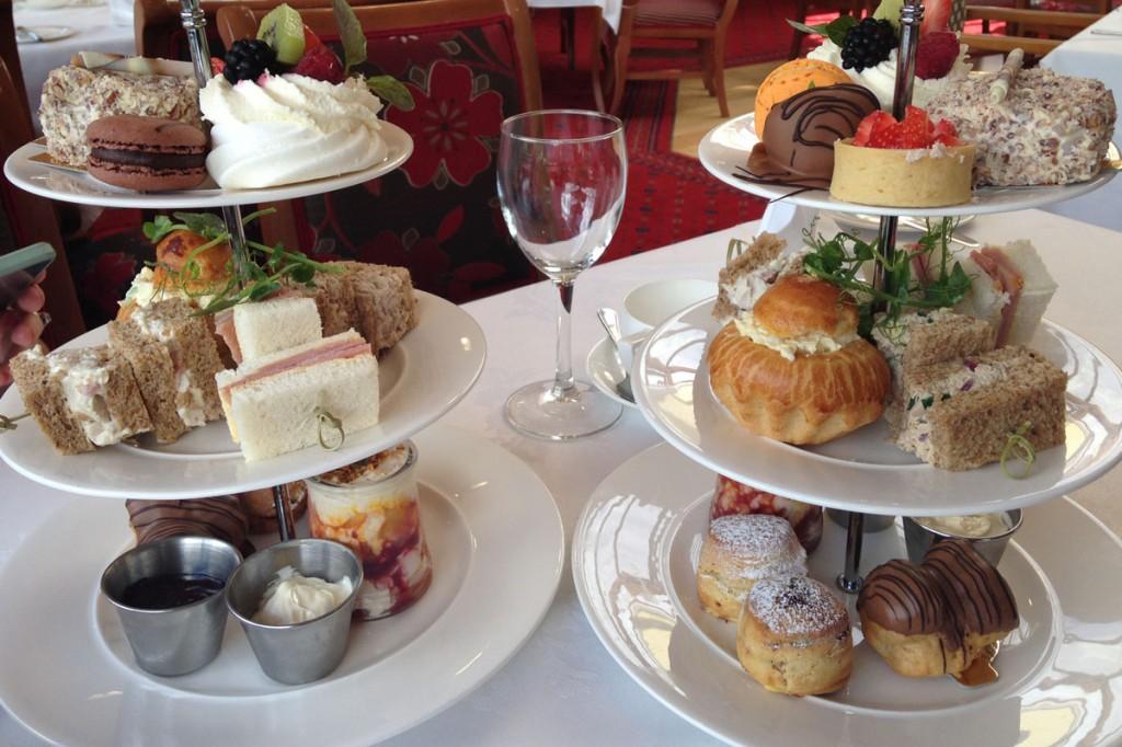 Burrendale Afternoon Tea - Pikalily Food Blog