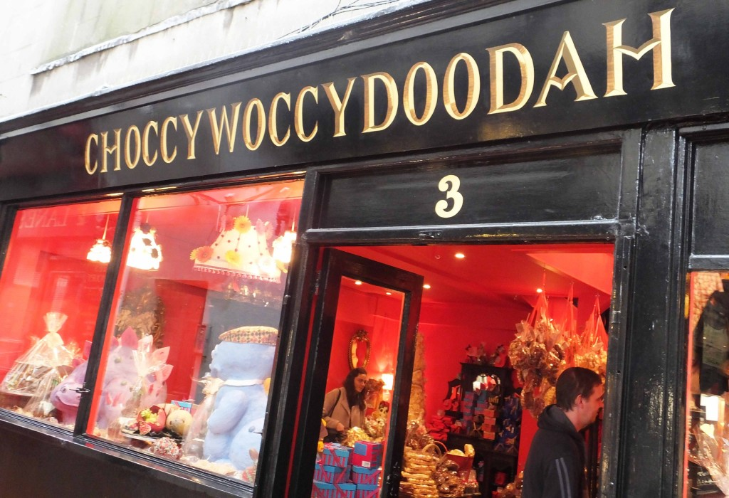 Choccywoccydoodah Brighton - Pikalily Food Blog