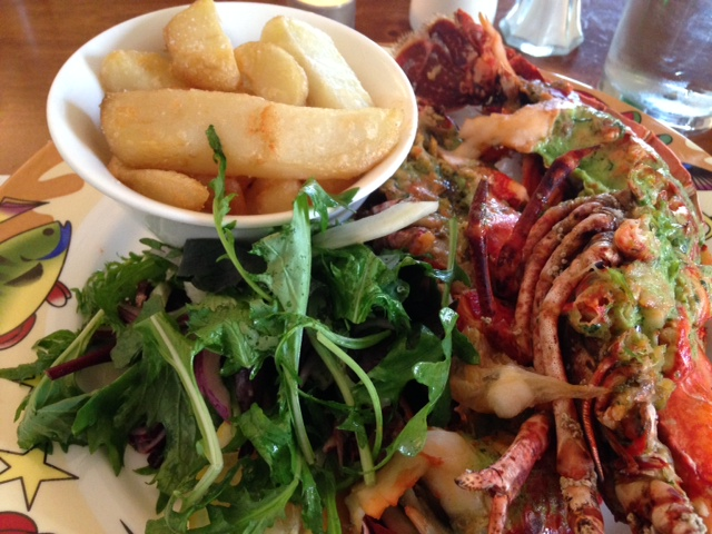 Whole Lobster Mourne Seafood Bar - Pikalily Food Blog