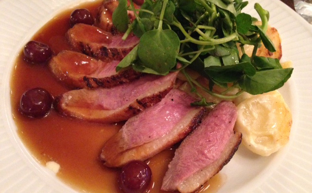 Roast Duck Cote Brighton - Pikalily Food Blog