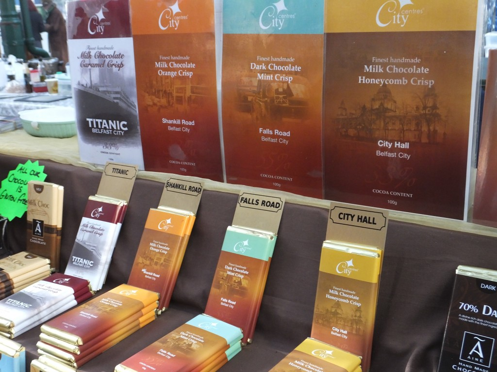 Artisan chocolates - St Georges Market - Pikalily Blog