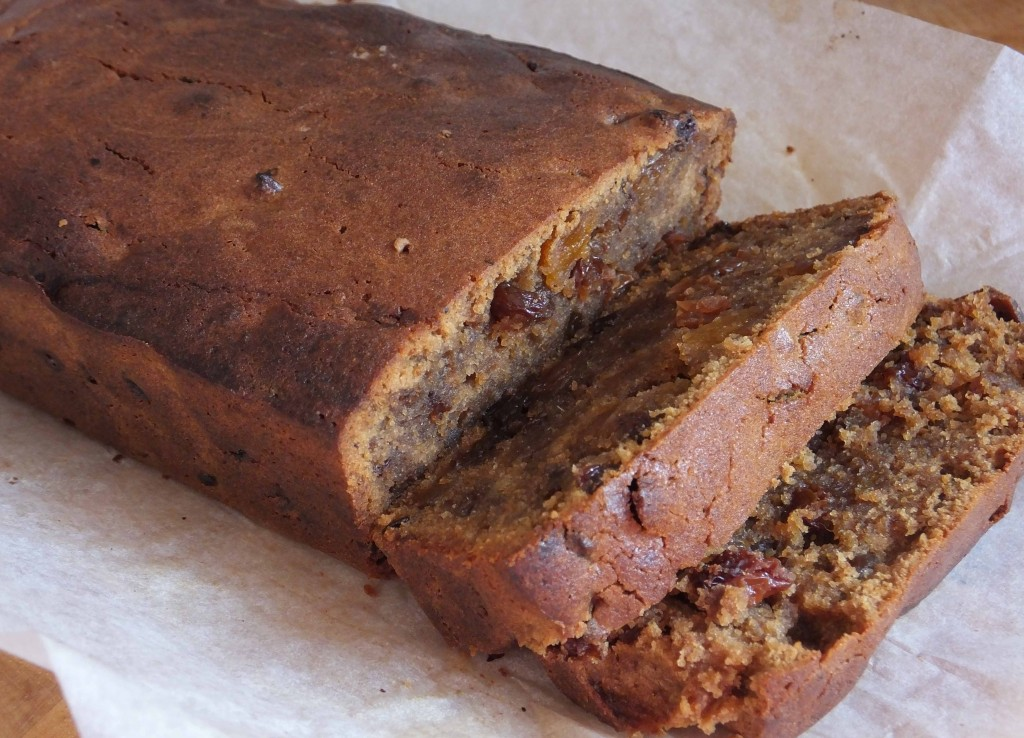 Tea Loaf Recipe - Pikalily Food Blog