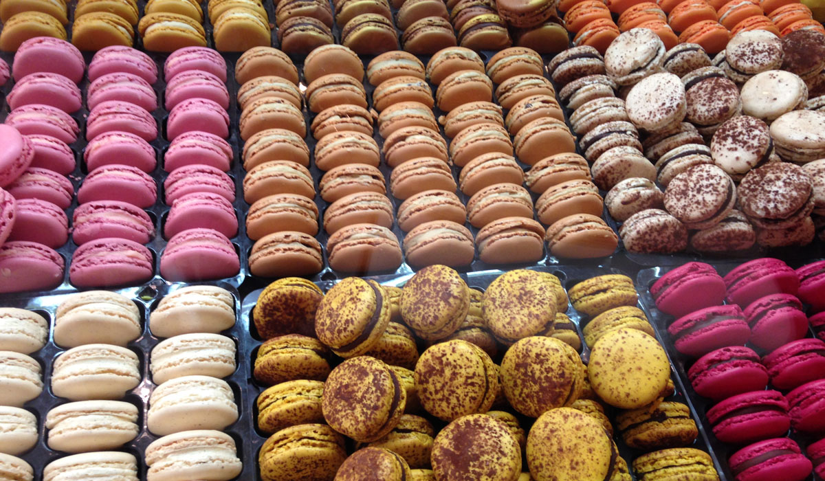 Julien Plumart Macaroons Brighton - Pikalily Food Travel Blog