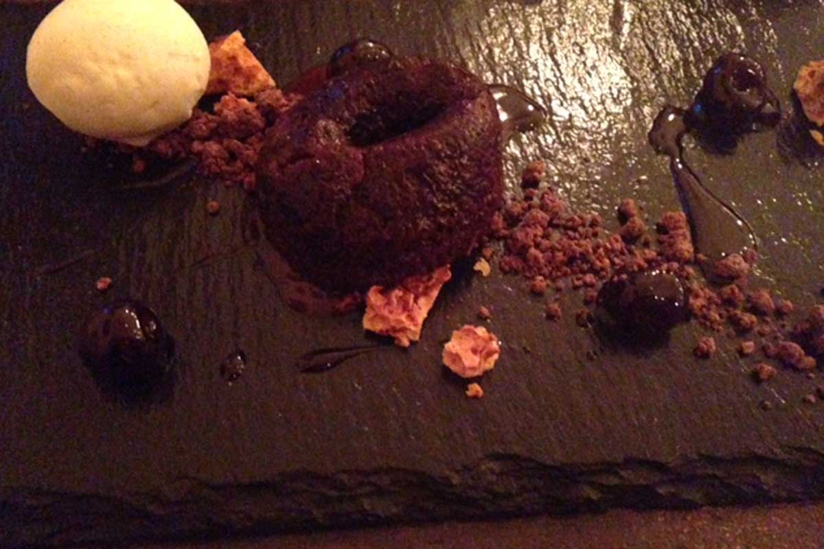Brunel's Chocolate Fondant - Pikalily Food Blog