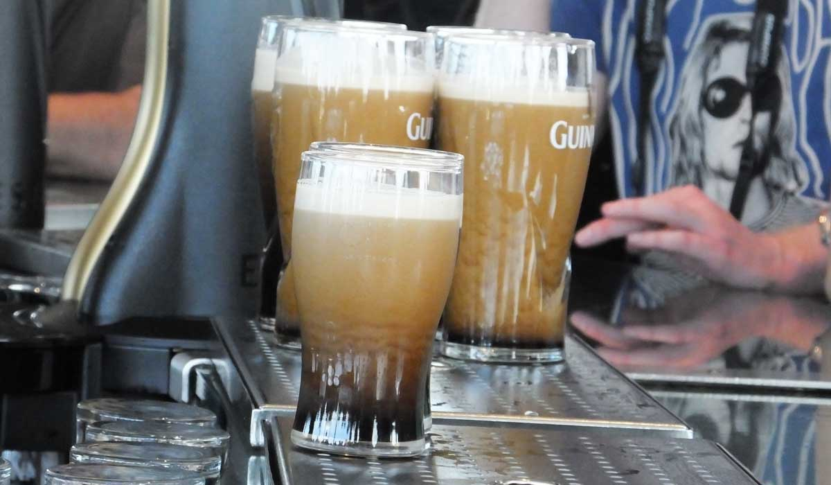 Guinness Storehouse Dublin - Pikalily Food Travel Blog
