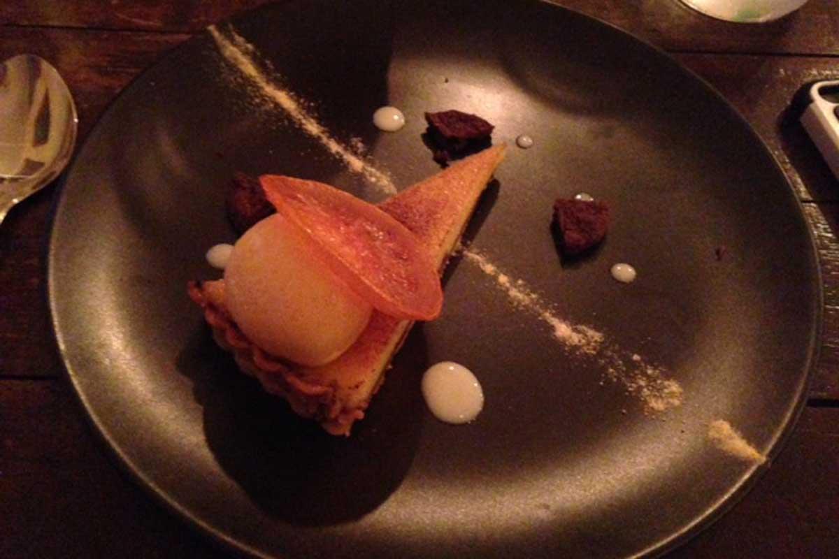 Brunel's Orange Passion Fruit Tarte - Pikalily Food Blog