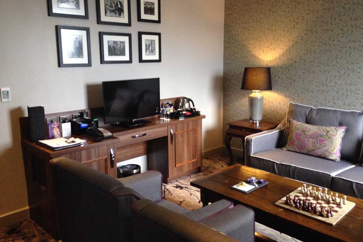 John Hume Suite - City Hotel Derry - Pikalily Travel Blog