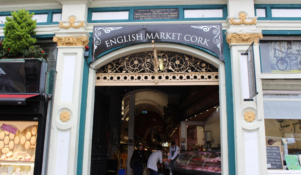 English Market Cork - Pikalily Food Travel Blog