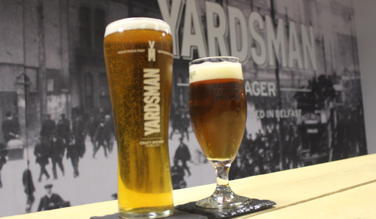 Yardsman Lager - Hercules Brewery - Pikalily Food Travel Blog