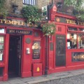 Temple Bar Dublin Cover - Pikalily Food Travel Blog
