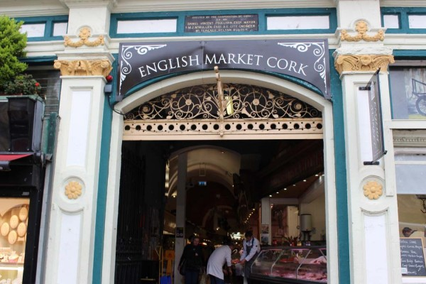 English Market Cork - Pikalily