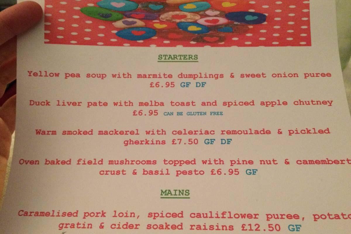Olive bizarre bistro menu - Pikalily food blog