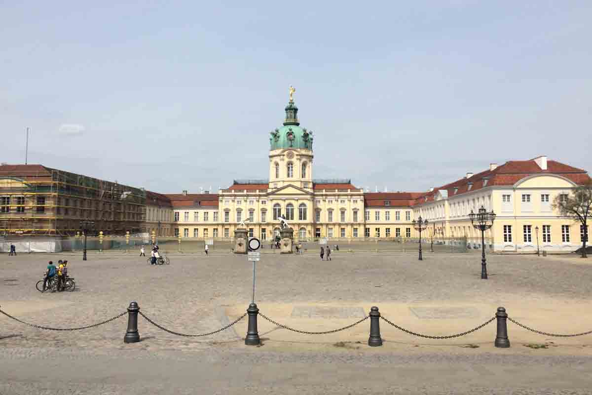 Charlottenburg Palace Berlin - Pikalily Travel Blog