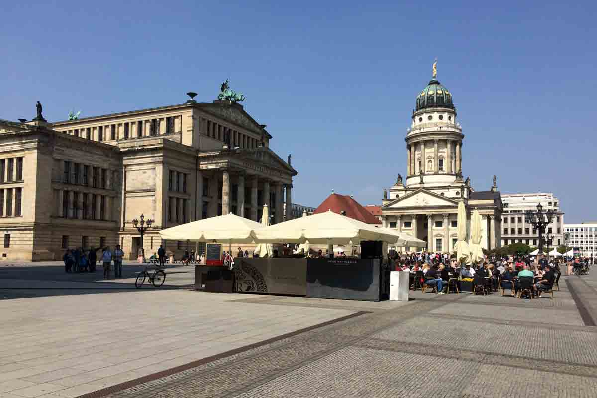 Gendarmenmarkt Berlin - Pikalily Travel Blog