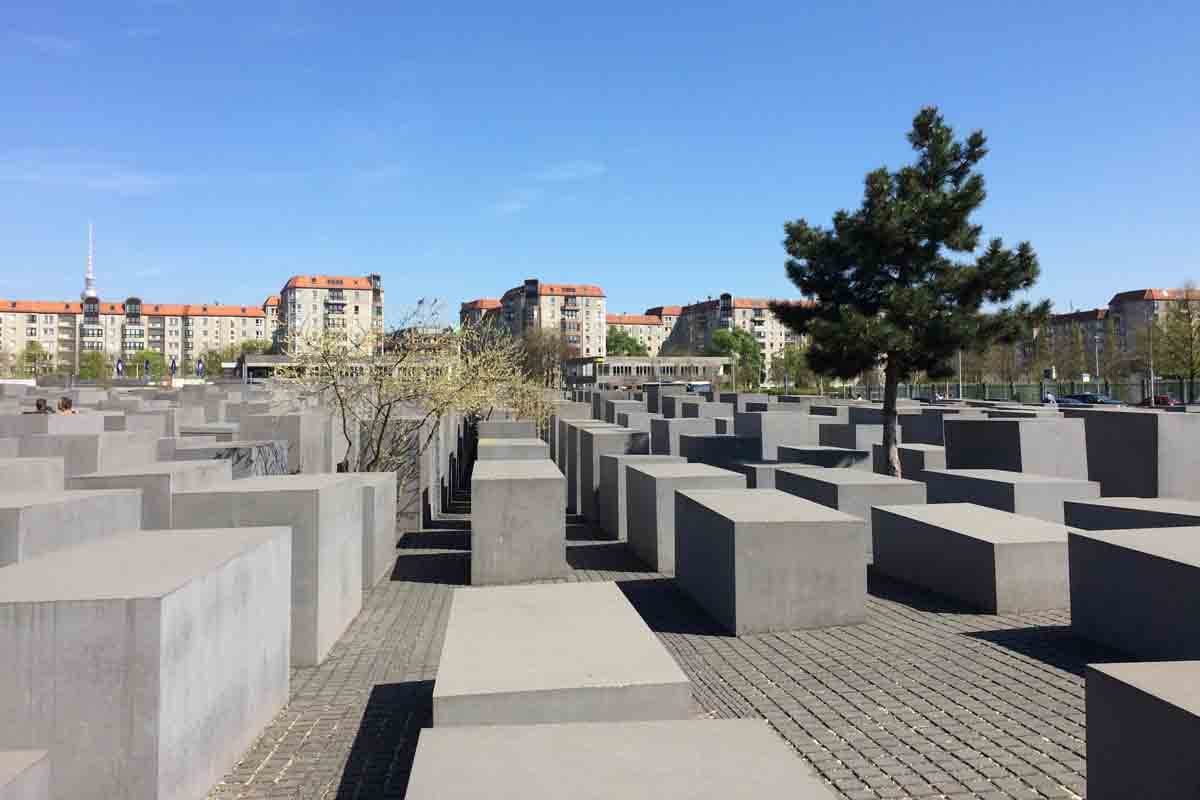 Berlin Holocaust Memorial - Pikalily Travel Blog