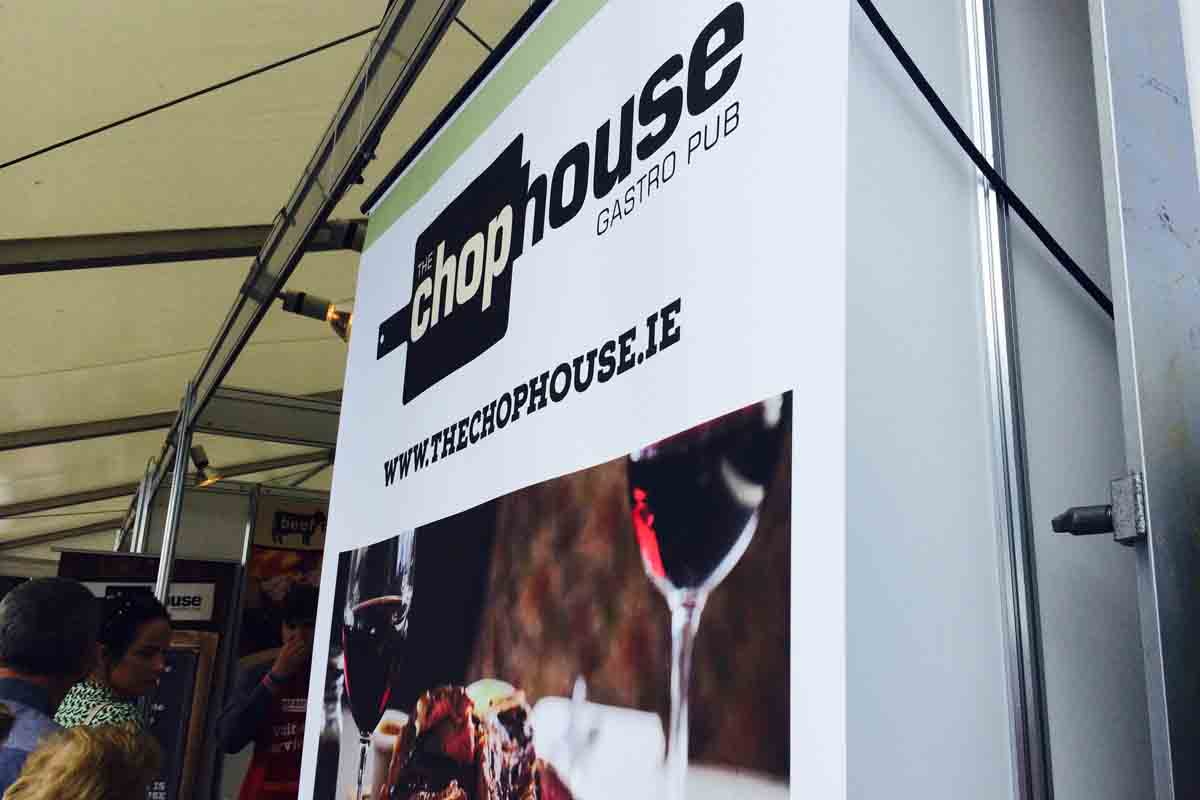 Chop House at Taste of Dublin - Pikalily Food Blog
