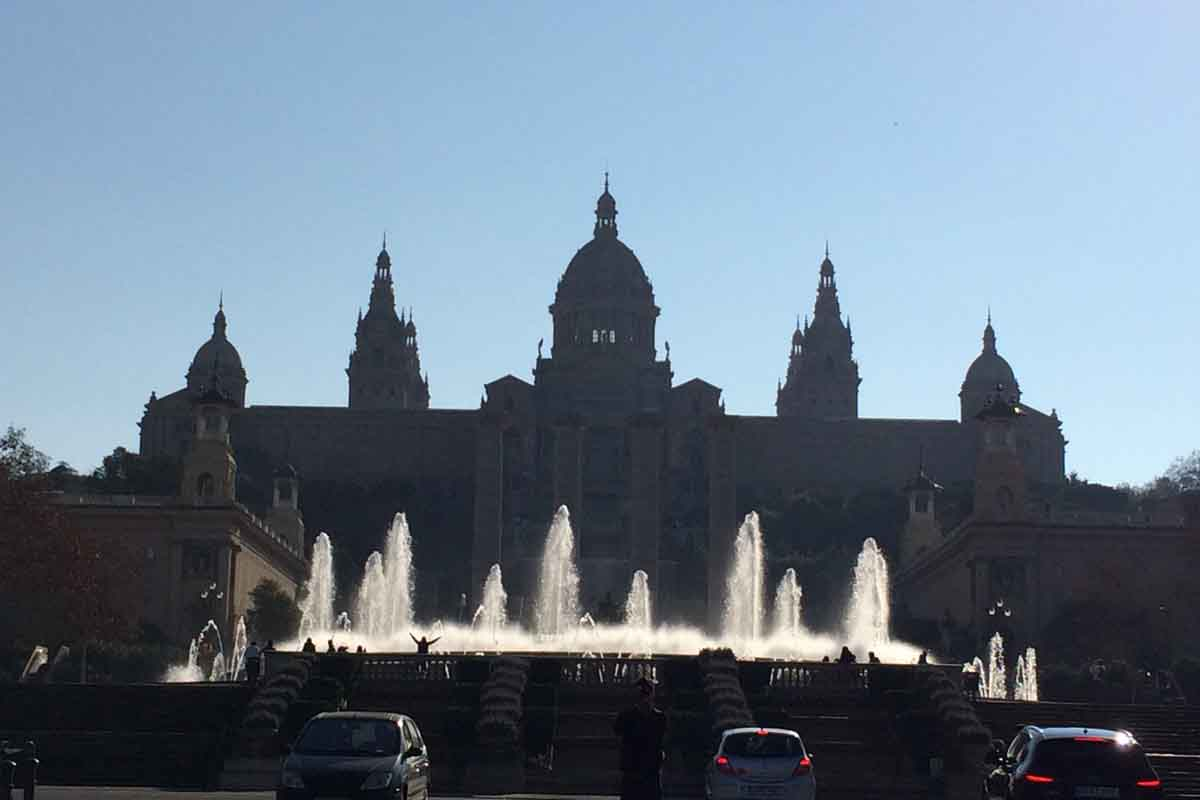 Magical Fountains Montjuic Barcelona - Pikalily Travel Blog
