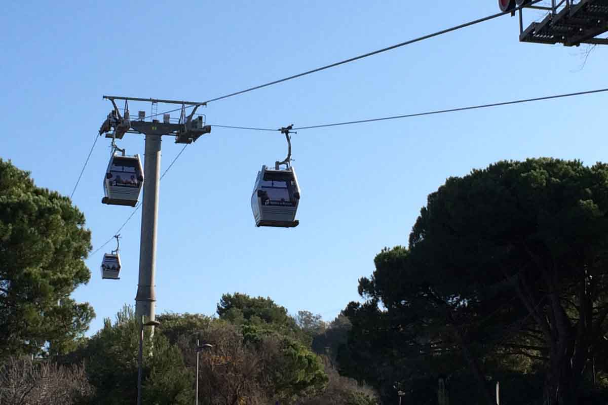 Cable Cars Barcelona - Pikalily Travel Blog