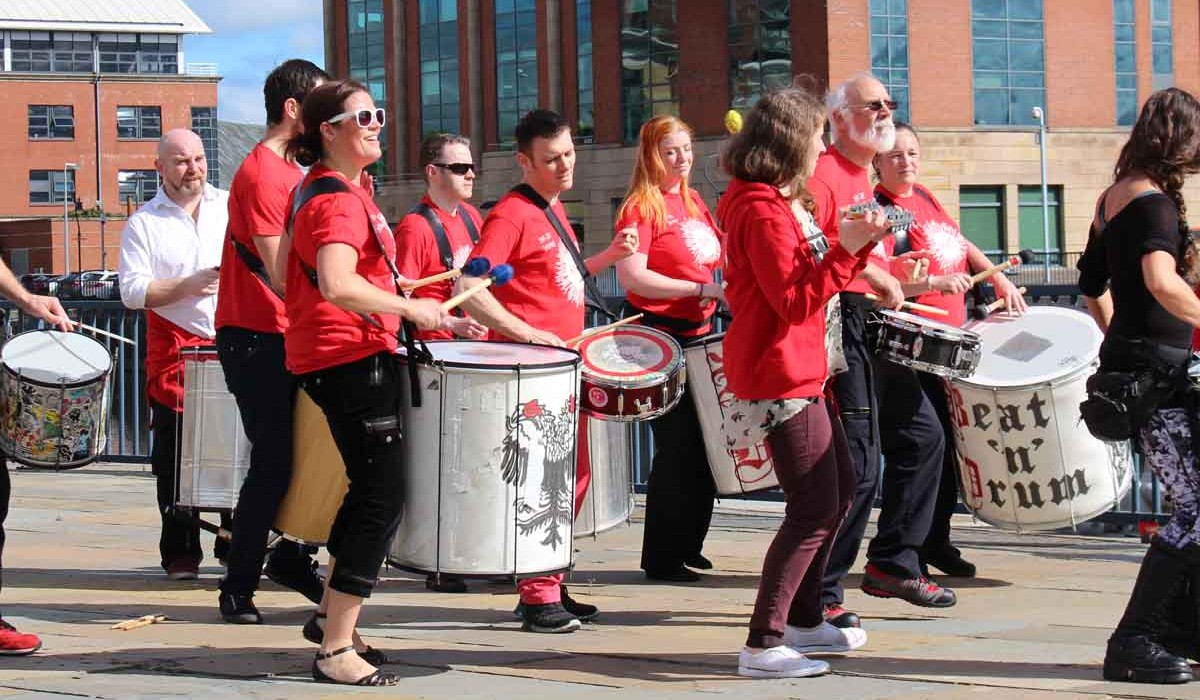 Culture night hits Belfast Harbour