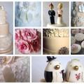 Wedding cake ideas - Pikalily food blog