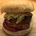 Turkey Chorizo Burger - Pikalily Food Blog