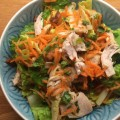 Vietnamese Turkey Salad - Pikalily Food Blog