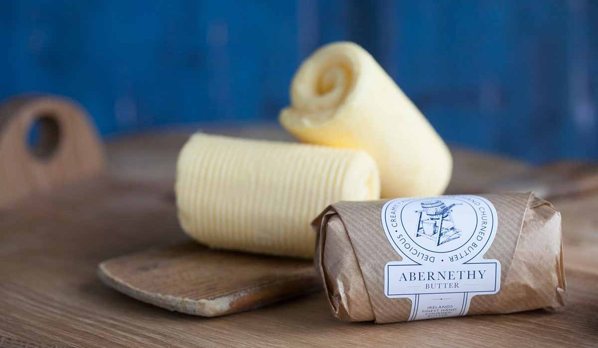 Getting to know a little more about Abernethy Butter