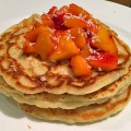 Coconut Pancake Recipe - Pikalily Food Blog