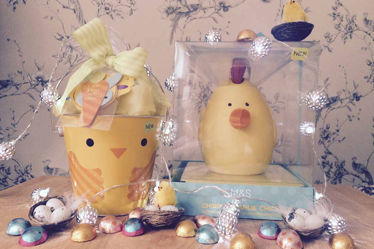 Kids Easter Eggs at M&S - Pikalily Food Travel Blog