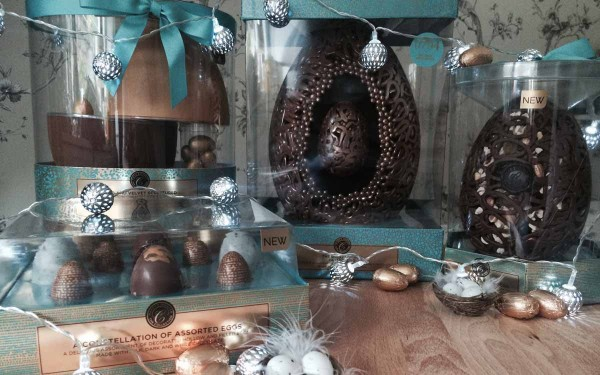 M&S Easter Eggs - Pikalily Food Travel Blog