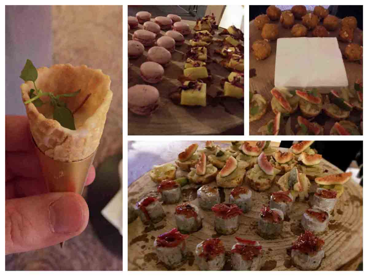 Canapes Stormont Hotel Belfast - Pikalily Food Travel Blog