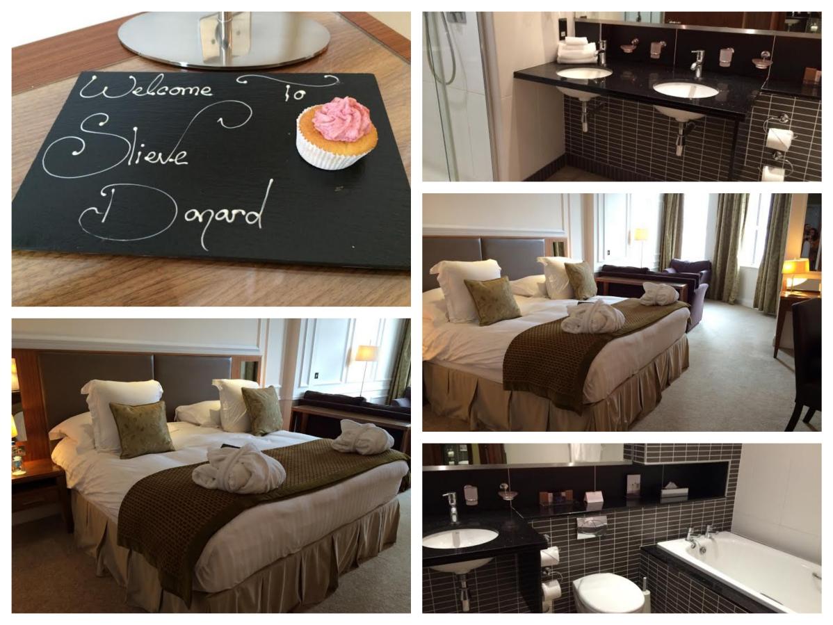 Slieve Donard Hotel Bedroom - Pikalily Blog