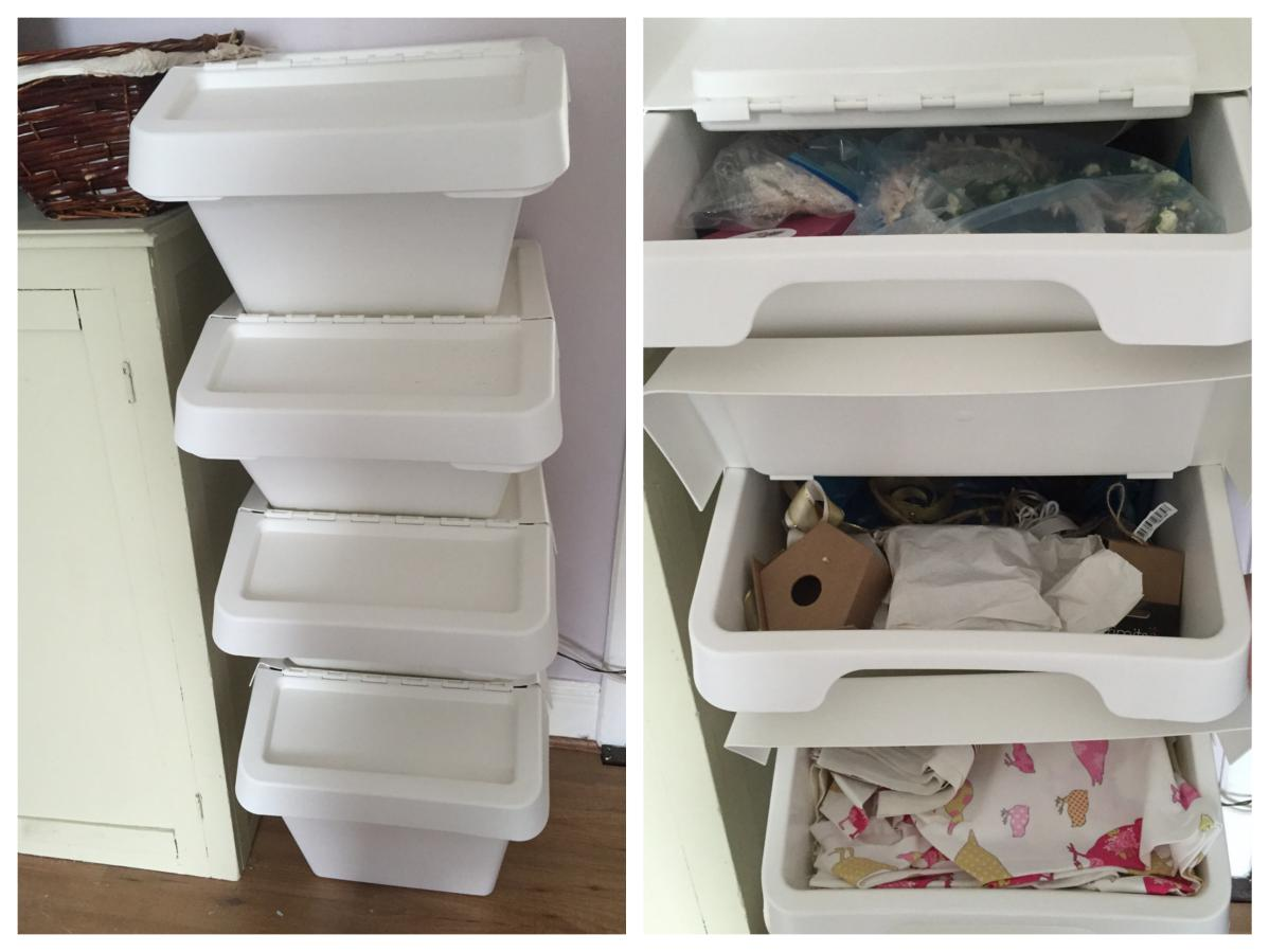 IKEA Storage Containers - Pikalily Blog