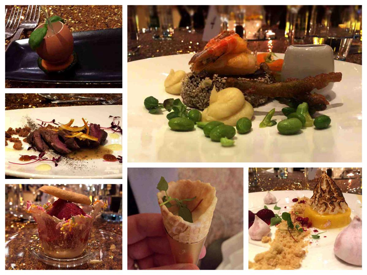 Stormont Hotel Dinner - Pikalily Food Travel Blog