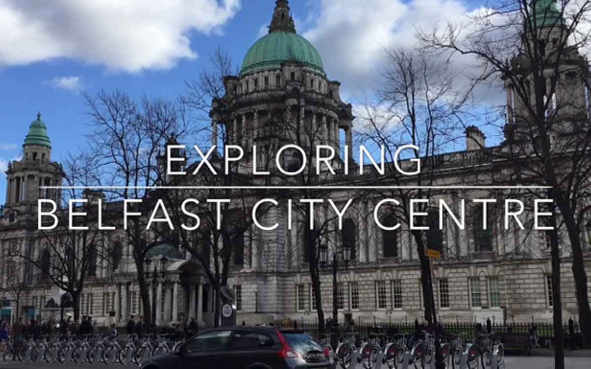 24 Hour Guide to Belfast City - Pikalily Food Travel Blog