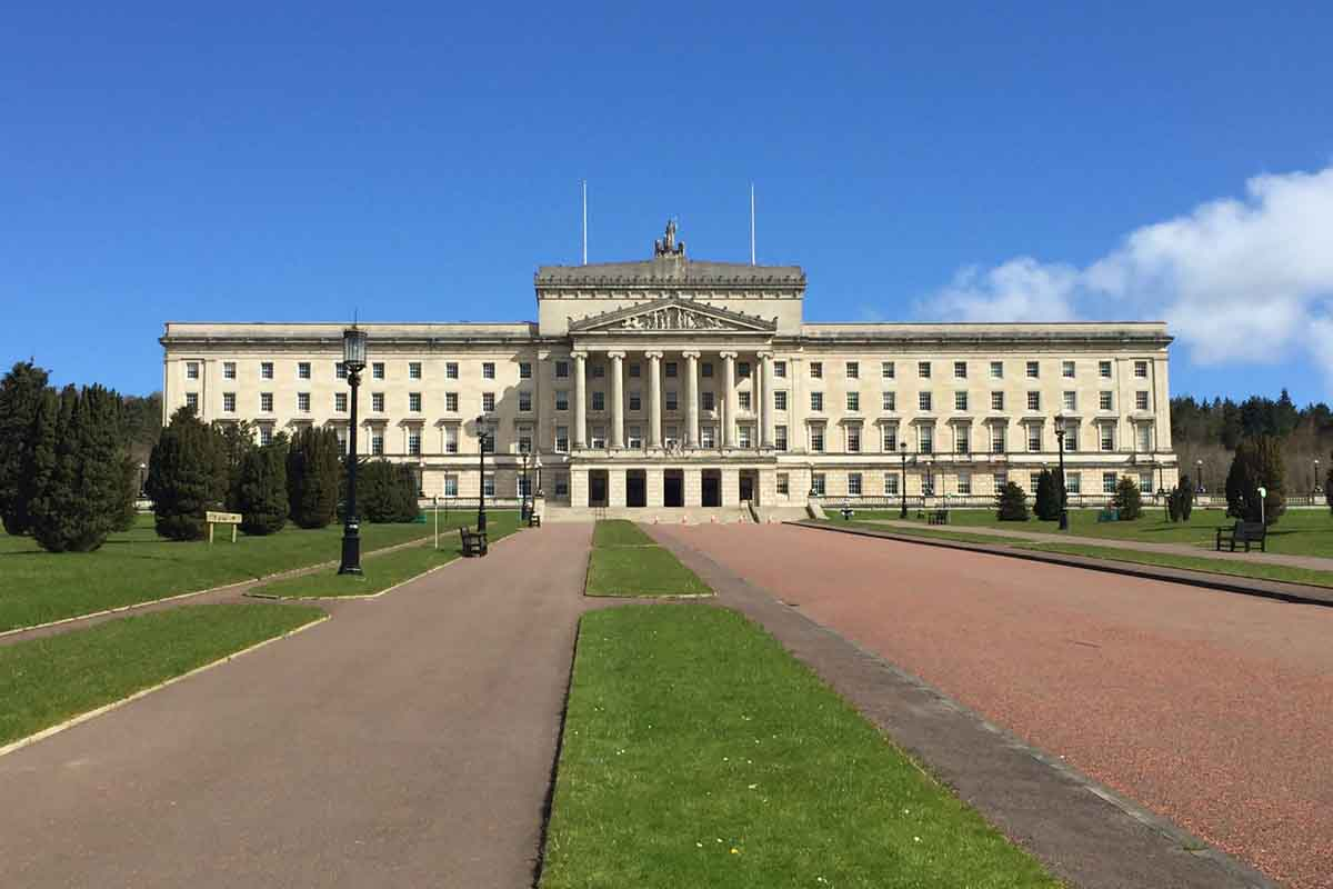 Stormont Buildings and Grounds - Pikalily Food Travel Blog