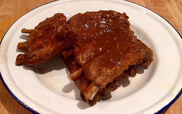 Pressure Cooker BBQ Pork Ribs - Pikalily Food Travel Blog
