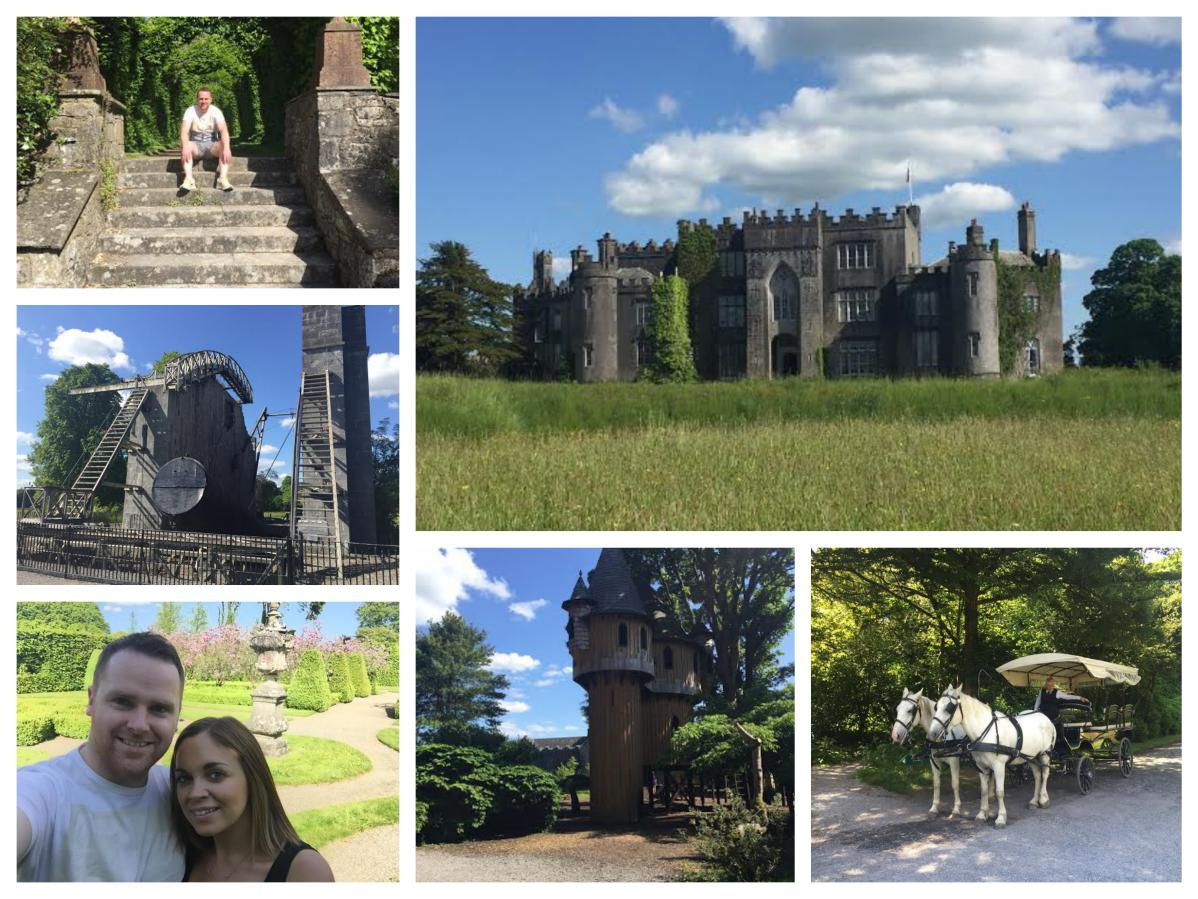 Birr Castle Offaly - Pikalily Food Travel Blog