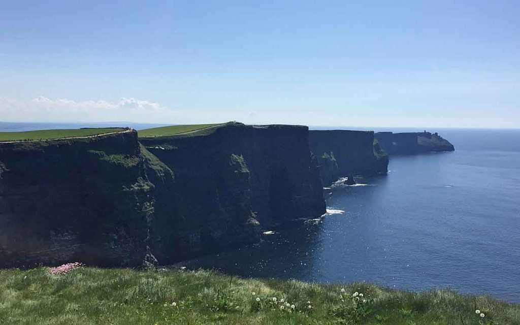 Visiting Co Clare and Cliffs of Moher - Pikalily Travel Blog