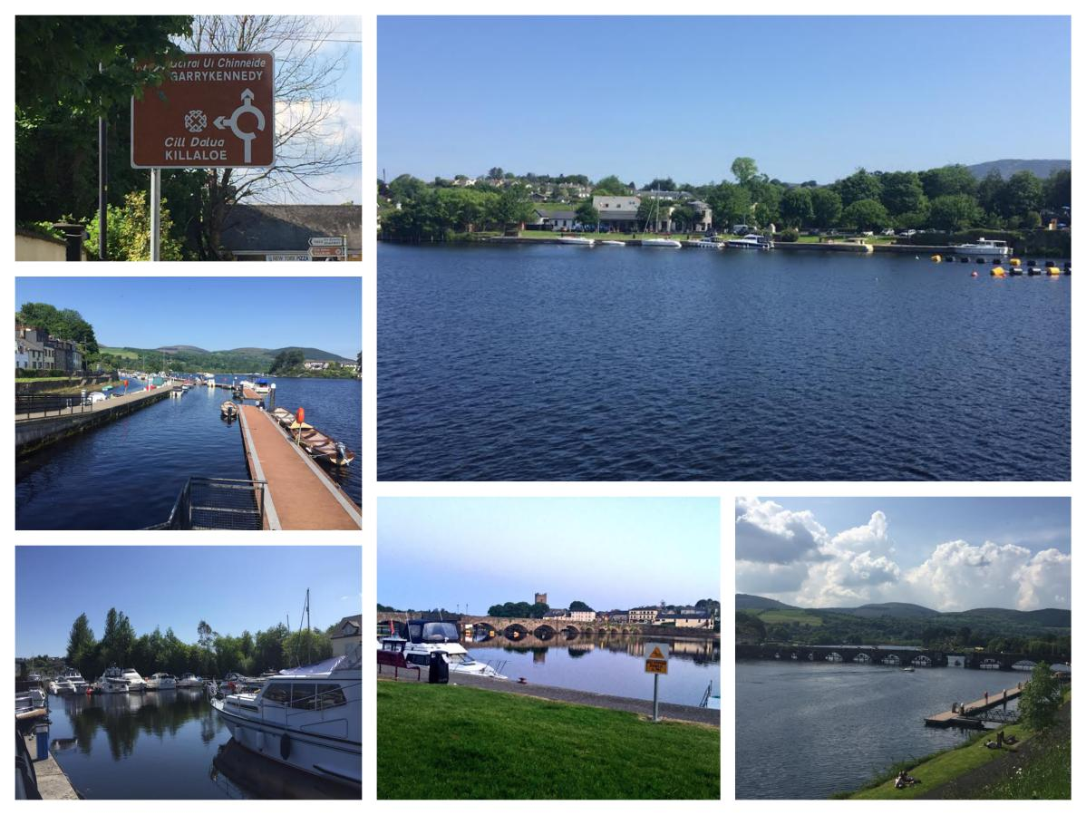 Killaloe Co Clare - Pikalily Travel Blog