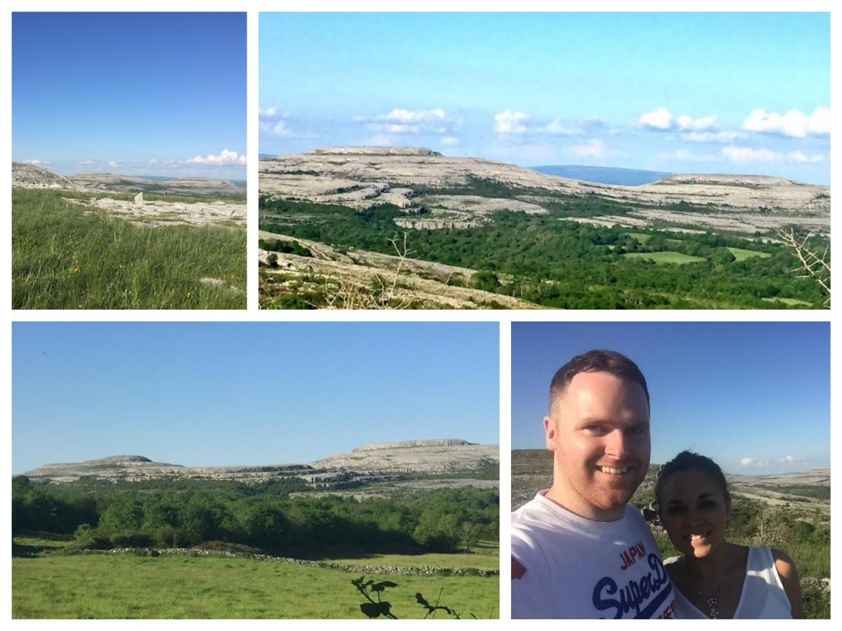 The Burren Co Clare - Pikalily Travel Blog