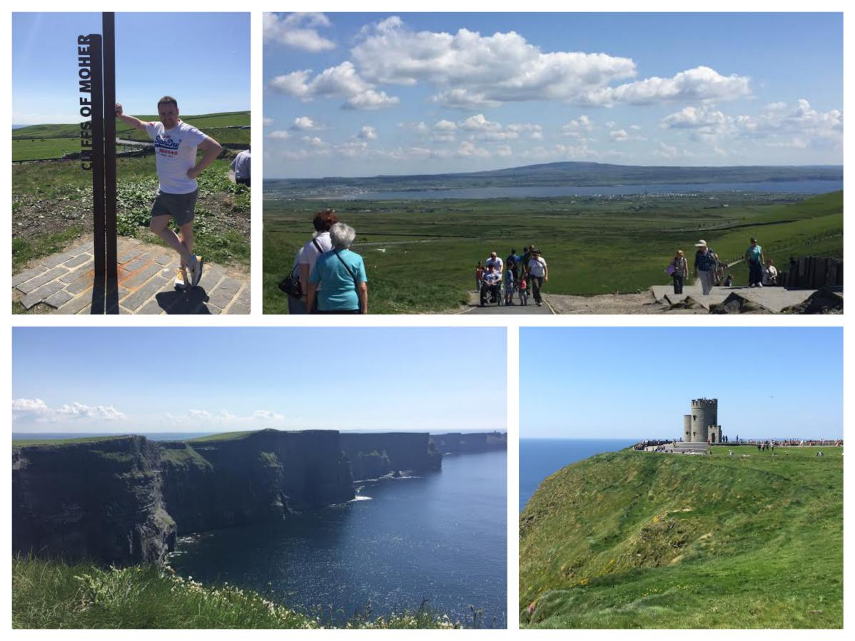 Cliffs of Moher Co Clare - Pikalily Travel Blog